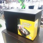 自転車用トランクケース キャリアトランク