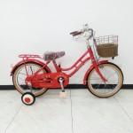 かわいい子供自転車 ブリヂストン ハッチ