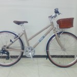 カッコいい自転車 Liv SUITTO W
