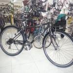 最強の通勤自転車 ミヤタ SJクロス