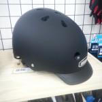 街乗り用ヘルメット ナットケースやレーザー