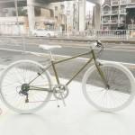 シンプル系クロスバイク オールストリート