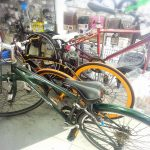 スポーツバイクの修理承ります