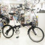折り畳み自転車ならダホン DAHON VybeD7 ブラック