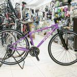 ストリートスタイルのクロスバイクといえばコレは外せない フジのパレット