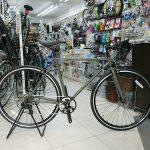 意外に少ない手ごろ価格のシンプルなクロモリクロスバイク