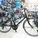 クロスバイクのようなシティーサイクル マークローザ7S