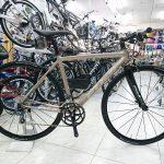 大人のクロスバイク フジ ルーベオーラ