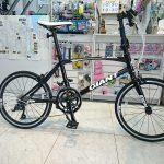 スポーツ的折り畳み自転車 GIANT IDIOM1