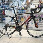 自転車界の巨人はアルミ界でも巨人 GIANT TCR‐SLR2