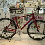 シンプル・スマート・タフなクロスバイク GIANT グラビエ