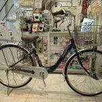 普段使いの軽い自転車 マルイシサイクルのソアラはアルミフレームで軽い!