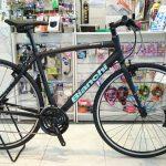 ビアンキのスタンダードなクロスバイク カメレオンテ1 人気高いマットブラック