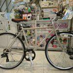 3万くらいのお手軽クロスバイク NESTO バカンゼS-J