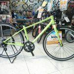 身長155cmから乗れる700Cクロスバイク コーダーブルームRAIL700A