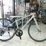 身長155cmから乗れるワンランク上のクロスバイク コーダーブルームRAIL700