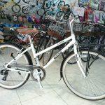 26インチの街乗り軽量クロスバイク GIOS リーベ