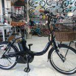 ヤマハPAS CITY-C 籐風カゴ付き仕様 落ち着いた可愛さで人気の仕様です