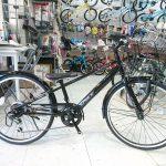 22インチのクロスバイクスタイル ミヤタのスパイキー