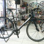 カーボンフォーククロスバイク メリダ クロスウェイ300R