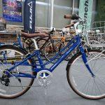 軽い女性向きのシティークロスバイク コーダーブルーム エナフ26