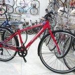 子供にも安心して買ってあげられるクロスバイクデザインの自転車 ブリヂストンTB-1