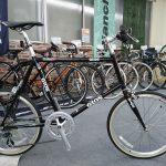 GIOS ミグノン スマートでスタイリッシュな自転車はクロモリに多い