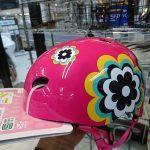 スケーターデザインの子供ヘルメット OGK FRキッズ&ミニ