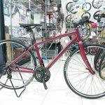 ドイツブランドのクロスバイク コラテック シェイプアーバンBX