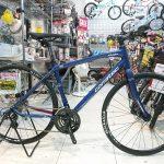 ディスクブレーキクロスバイク コラテック シェイプアーバンDISC