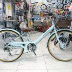大人っぽいデザインの子供自転車 アンテロープガールズ