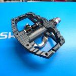 片面SPDペダルの新作 シマノPD-EH500