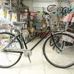 ブリヂストンの安心品質シティーサイクル フェスティバル27インチ