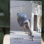 自転車にも街でもはまりやすいバッグ ティンバッグ2