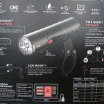 充電器としても使える自転車ライト ノグ PWR-ROAD