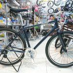 痛くない、気にならない、快適、なクロスバイク GIANTグラビエ