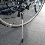 クロスバイクにつけるスマートなキックスタンド ミノウラB-FIT'S