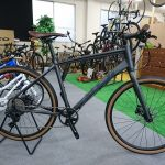 街中最強か?650B&1x10&油圧ディスクのクロスバイク FUJI Newラフィスタ