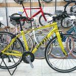 1ランク上のクロスバイクならGIANT ESCAPE RX2
