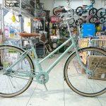 27インチのお洒落自転車 ブリヂストン マークローザ3S