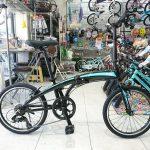 手頃な価格の20インチ折り畳み自転車 BEANIE