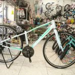 身長145cmから乗れる700Cクロスバイク メリダ クロスウェイ110R
