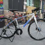 ディスクブレーキクロスバイク GIANT エスケープRX-DISC
