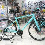 ファーストクロスバイクにちょうどいい ビアンキ Cスポーツ
