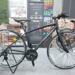 ドイツ コラテック社のクロスバイク シェイプアーバンBX