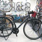 身長140cmから乗れるクロスバイク マリン ドンキーJR700C マットグレー最終入荷