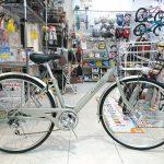 軽い自転車ならアルミ製がおすすめ 27インチアルミサイクル