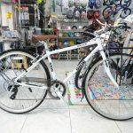 軽い普段乗りクロスバイク GIOS ESOLA(イソラ)