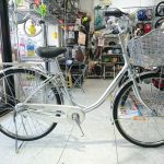 サビに強い自転車ならブリヂストン ステンレスキング