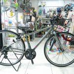 安心と信頼のクロスバイク ブリヂストンのシルヴァF24